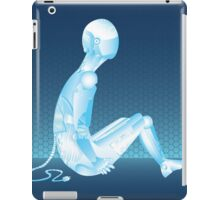 DEEP THOUGHT iPad Case/Skin