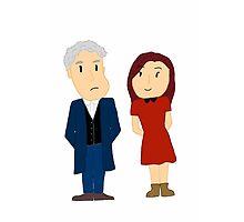 Twelve and Clara by bowtieskeys