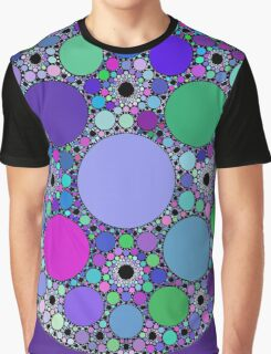 Circle fractals Graphic T-Shirt