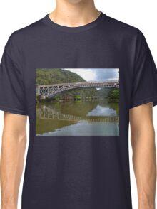 Kings Bridge and Cataract Gorge, Launceston Tas, Australia Classic T-Shirt