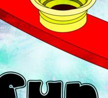 Kazoo Kid Fun Sticker