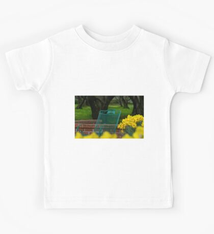 Silicon Valley Daffodils Kids Tee