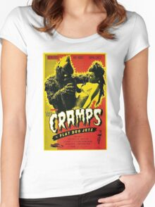 The Cramps Women's Fitted Scoop T-Shirt
