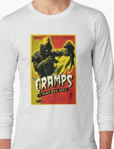 The Cramps Long Sleeve T-Shirt
