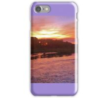 Chico Creek iPhone Case/Skin
