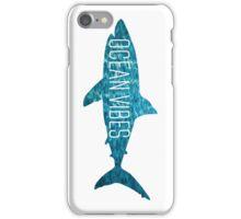 Ocean Vibes | Shark iPhone Case/Skin