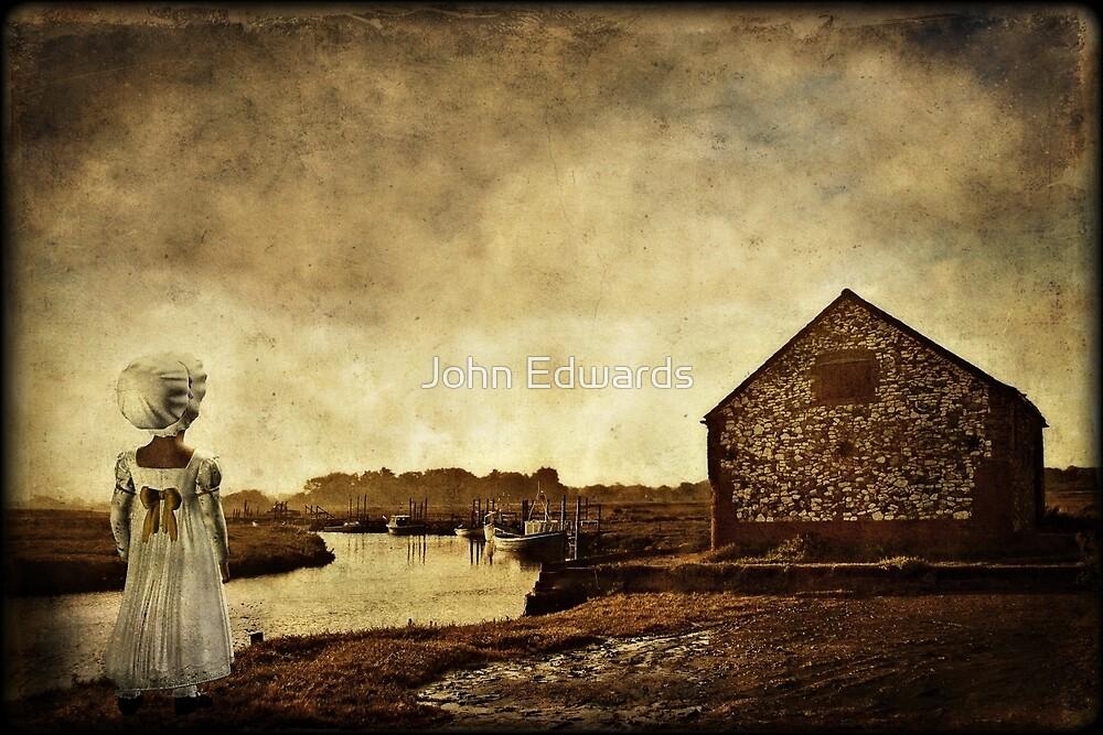 The Creek by John Edwards