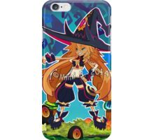 Metallia the Swamp Witch iPhone Case/Skin
