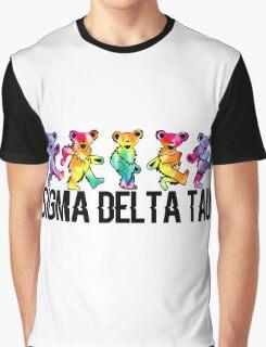 grateful dead sigma delta tau Graphic T-Shirt