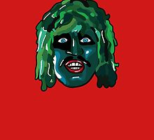 The Mighty Boosh - Old Gregg by bleedart