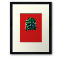 The Mighty Boosh - Old Gregg Framed Print