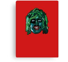 The Mighty Boosh - Old Gregg Canvas Print