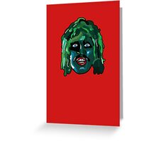 The Mighty Boosh - Old Gregg Greeting Card