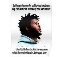 Hip-Hop Heathens Poster