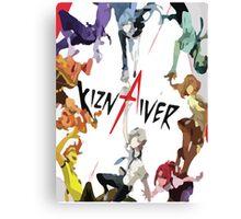 Kiznaiver Canvas Print
