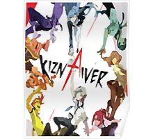Kiznaiver Poster