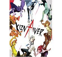 Kiznaiver Photographic Print