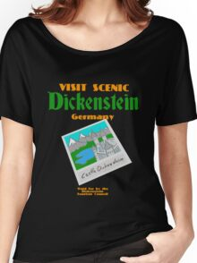 Visit Scenic Dickenstein Women's Relaxed Fit T-Shirt