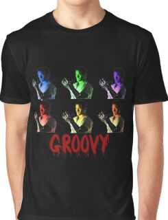 Army of Darkness - Groovy Graphic T-Shirt