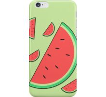 Watermelon Mania iPhone Case/Skin