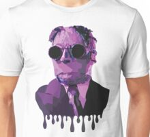 The Invisible Man Drip Art Unisex T-Shirt