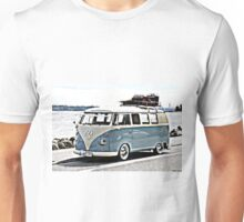 Pale Blue sea Unisex T-Shirt