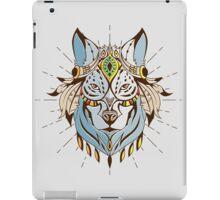 Wolf Chief iPad Case/Skin