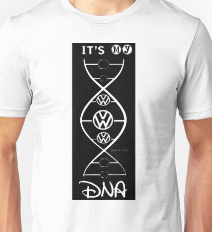 Vw DNA Unisex T-Shirt