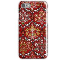Turkey kilim  iPhone Case/Skin