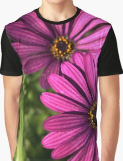Purple Explosion 2 Graphic T-Shirt