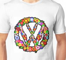 VW Flower Unisex T-Shirt