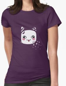 DvIn Derp Womens Fitted T-Shirt