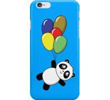 Pandas! Balloons! iPhone Case/Skin
