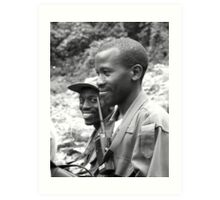 Bwindi Impenetrable National Park - Uganda Art Print