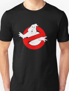 Old school logo ghostbuster Unisex T-Shirt