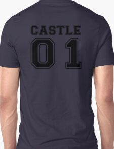 Castle 01 - Varsity Style T-Shirt