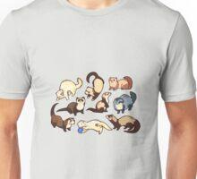 cat snakes Unisex T-Shirt