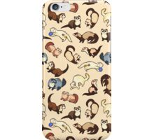 cat snakes iPhone Case/Skin