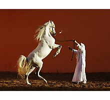 Arabs Photographic Print