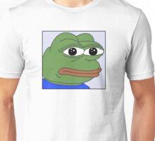 Pepe frog  Unisex T-Shirt