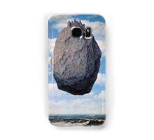 The Castle of the Pyrenees - Magritte Samsung Galaxy Case/Skin