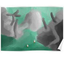 Landscape mini2 Poster