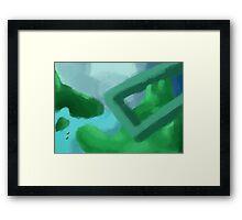 Landscape mini1 Framed Print