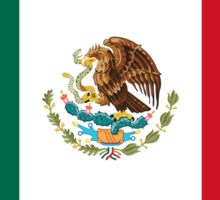 Mexico Flag  Sticker