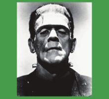 Boris Karloff's Frankenstein One Piece - Short Sleeve