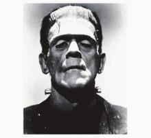 Boris Karloff's Frankenstein Kids Tee