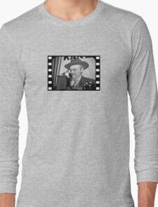 Citizen Kane - Frame 1 Long Sleeve T-Shirt