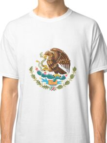 Mexico Coat of Arms  Classic T-Shirt