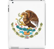 Mexico Coat of Arms  iPad Case/Skin