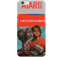 ET Atari Box iPhone Case/Skin